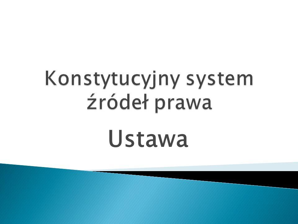 Ustawa