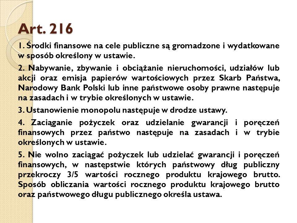 Art.216 Art. 216 1.