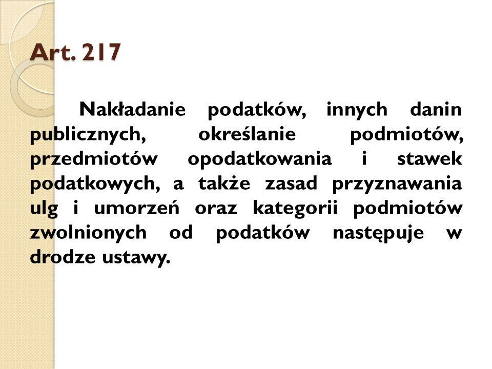Art.217 Art.