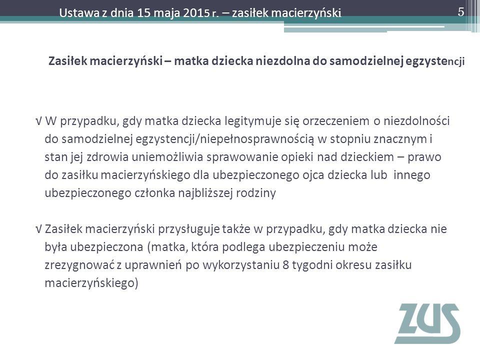 Schemat obiegu e-ZLA Ustawa z dnia 15 maja 2015 r.