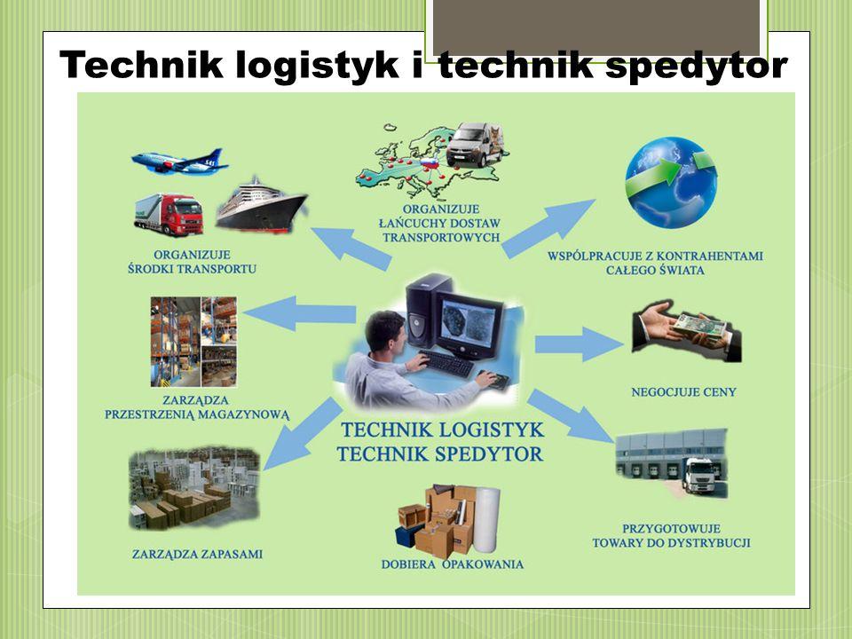 Technik logistyk i technik spedytor