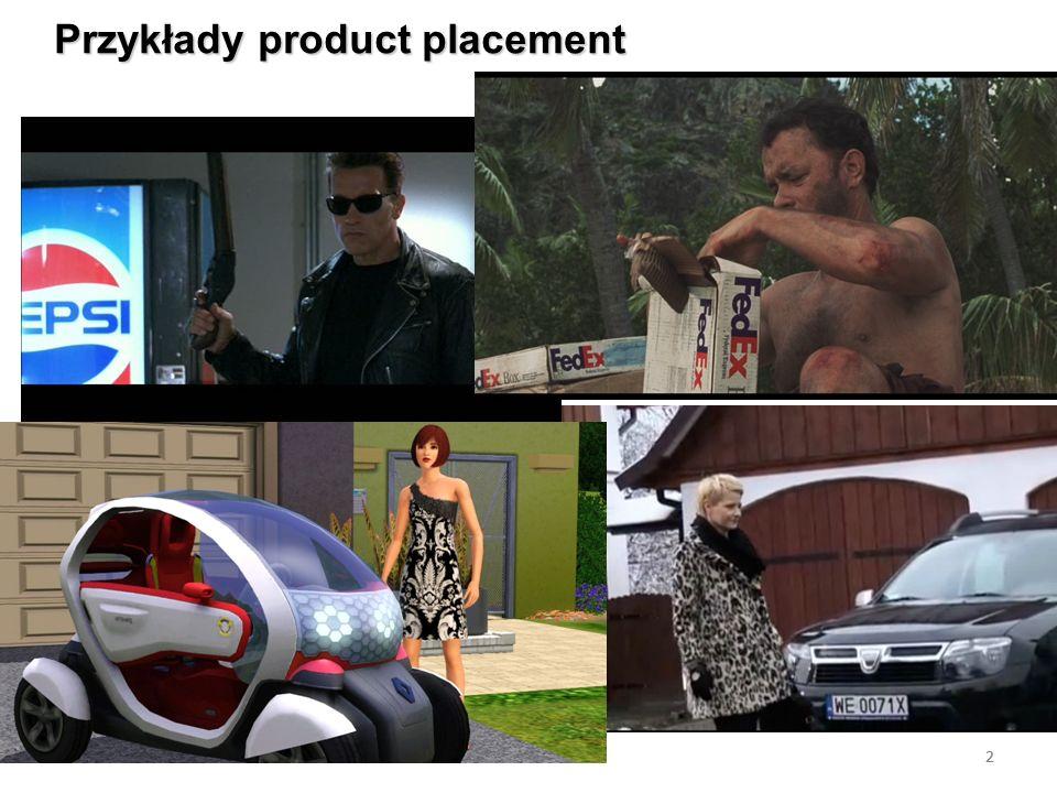 2 Przykłady product placement 2