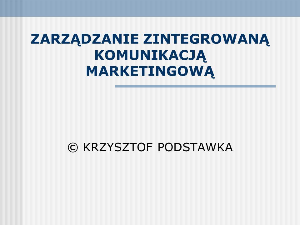 Projektowanie strategii komunikatów promocyjnych -2 2.