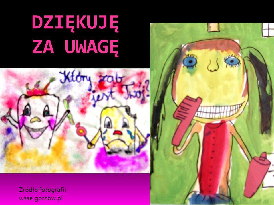 DZIĘKUJĘ ZA UWAGĘ Źródło fotografii: wsse.gorzow.pl