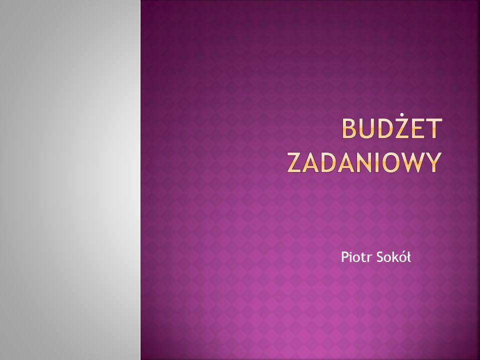AutorDefinicja S.OwsiakPlan finansowy podmiotu publicznego [….].