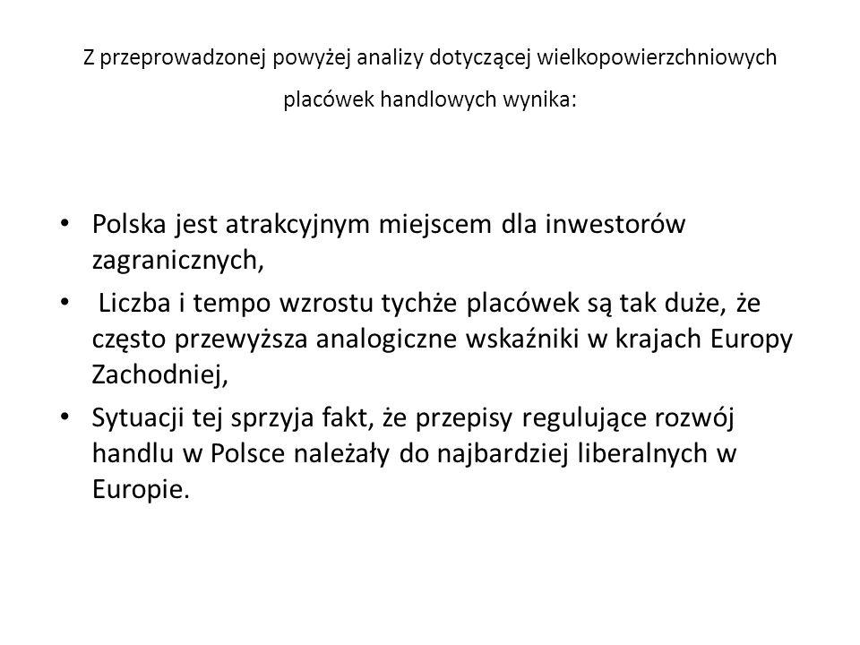 Liczba sklepów cash & carry w Polsce w latach 1997-2002 Nazwa Liczba sklepów w 1997 roku Liczba sklepów w 1998 roku Liczba sklepów w 1999 roku Liczba