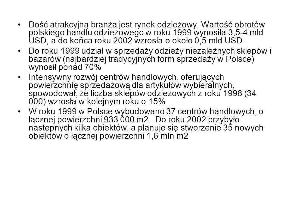 Z przeprowadzonej powyżej analizy dotyczącej wielkopowierzchniowych placówek handlowych wynika: Polska jest atrakcyjnym miejscem dla inwestorów zagranicznych, Liczba i tempo wzrostu tychże placówek są tak duże, że często przewyższa analogiczne wskaźniki w krajach Europy Zachodniej, Sytuacji tej sprzyja fakt, że przepisy regulujące rozwój handlu w Polsce należały do najbardziej liberalnych w Europie.