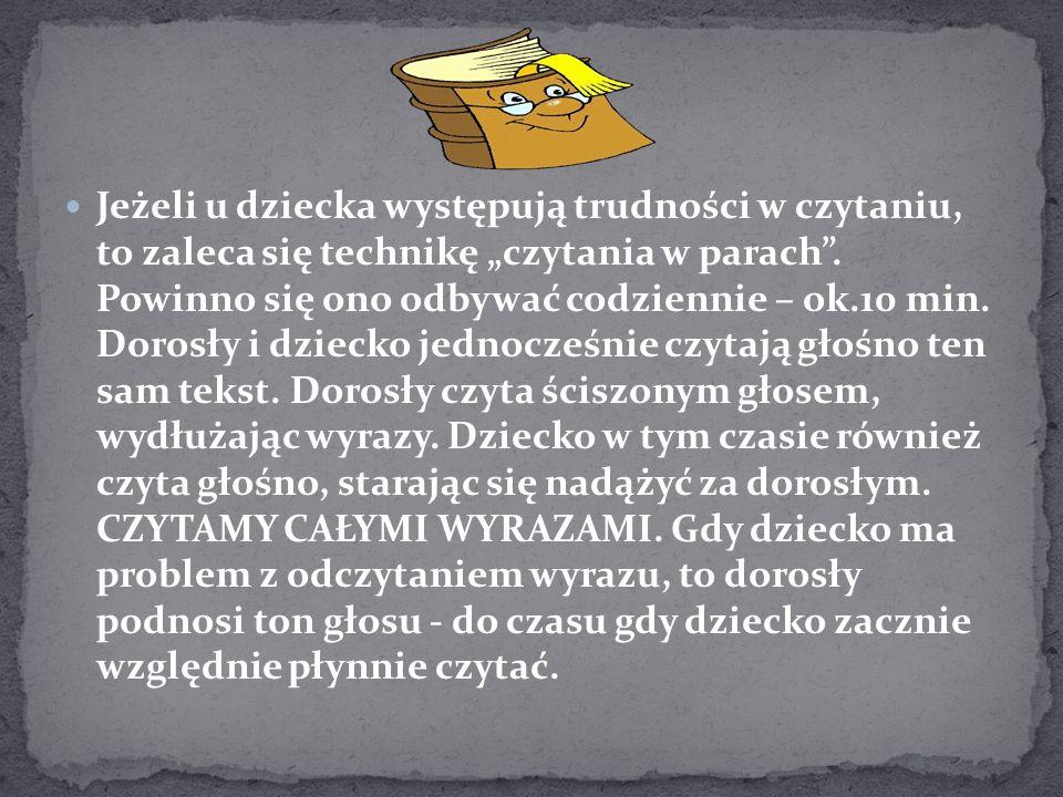 Czytanie innym (np.