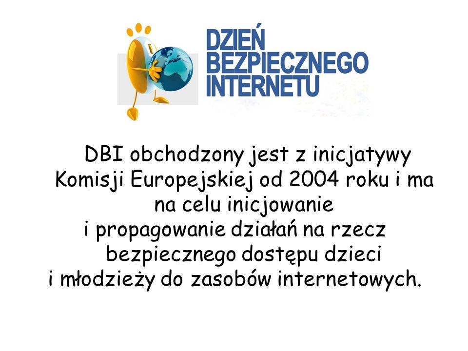 DBI obchodzony jest z inicjatywy Komisji Europejskiej od 2004 roku i ma na celu inicjowanie i propagowanie działań na rzecz bezpiecznego dostępu dzieci i młodzieży do zasobów internetowych.