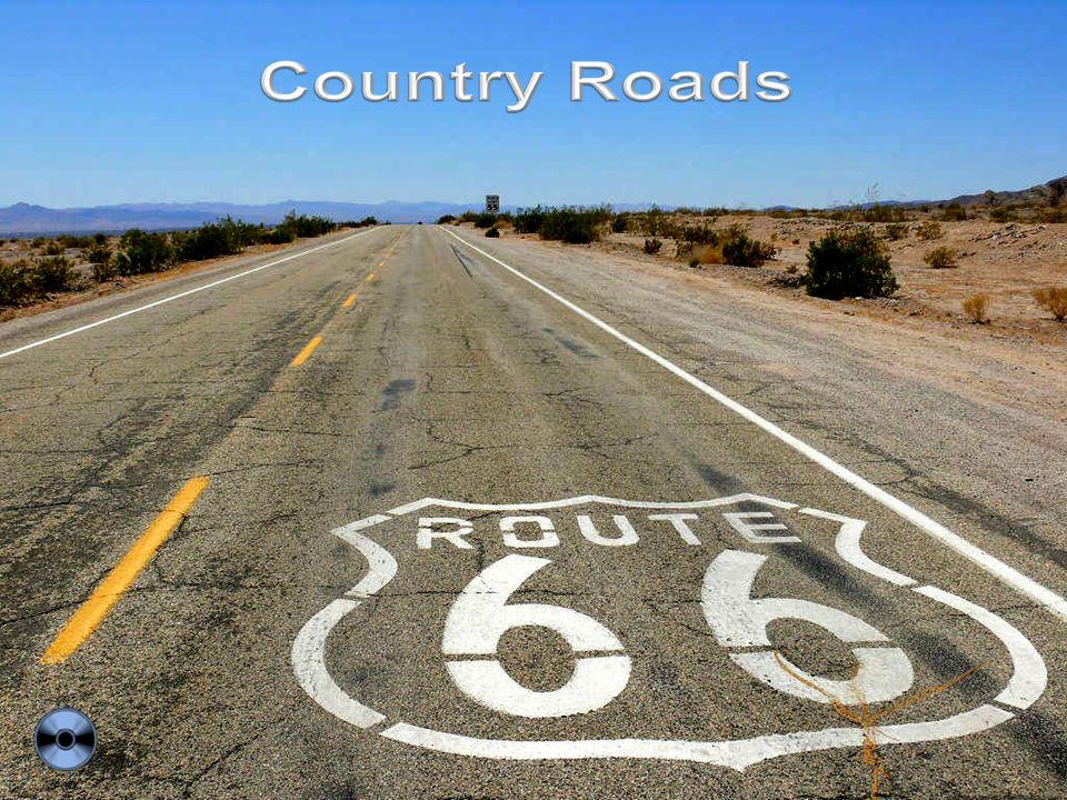 Aktualne oznakowanie historycznych odcinków Route 66