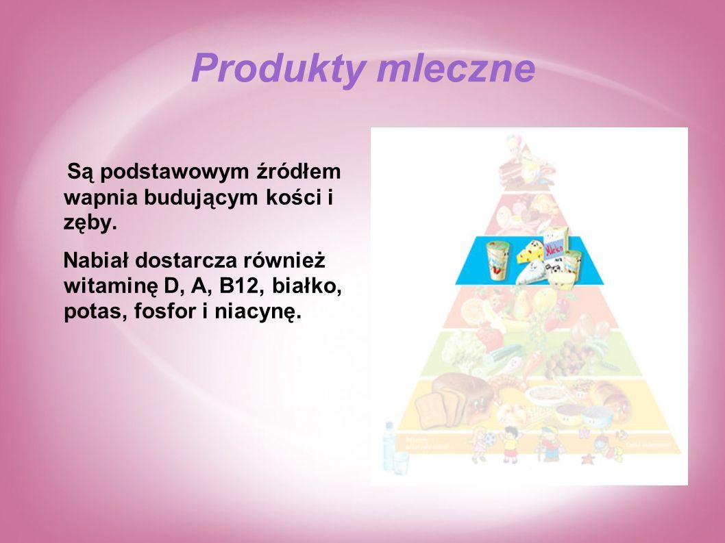 Owoce - Są źródłem witamin, minerałów i błonnika.- Odgrywają kluczową rolę w diecie.