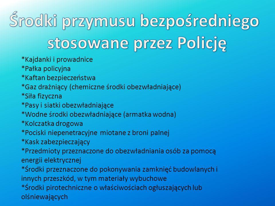 Wykonując wymienione czynności policjanci mają prawo do: *Legitymowania osób w celu ustalenia ich tożsamości (z uzasadnieniem); *Zatrzymywania osób na
