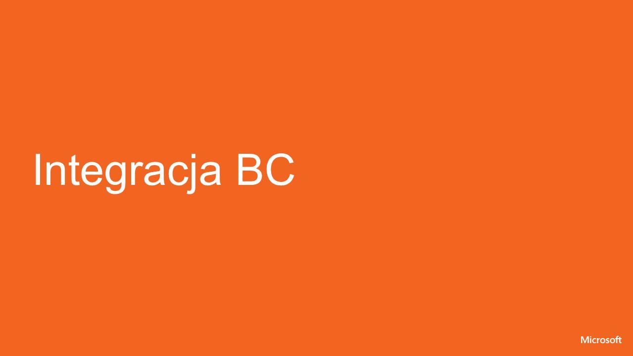 Integracja BC