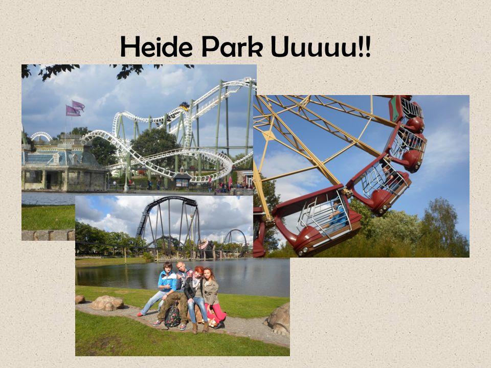Heide Park Uuuuu!!