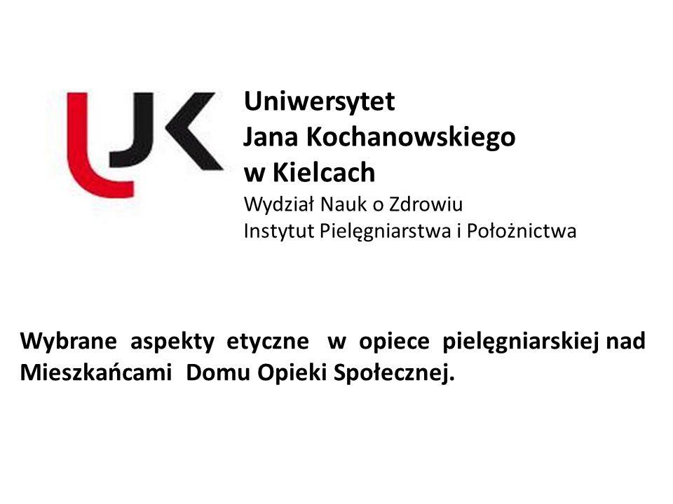 www.natemat.pl Podopieczny powinien być także stroną aktywną i brać – na tyle, na ile jest to możliwe z uwagi na jego kondycję fizyczną i/bądź psychiczną – czynny udział w procesie koegzystencji, współdziałać z pielęgniarką.