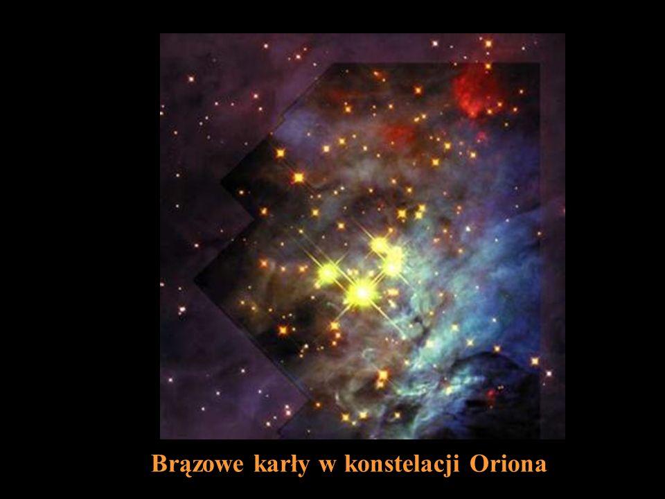 DZI¢KUJ¢ ZA UWAG¢ CZ¸OWIEK URZÑDZENIE POMIAROWE OKO CZUJNIK POMIAROWY ANTAGONISTYCZNE KODOWANIE Brązowe karły w konstelacji Oriona