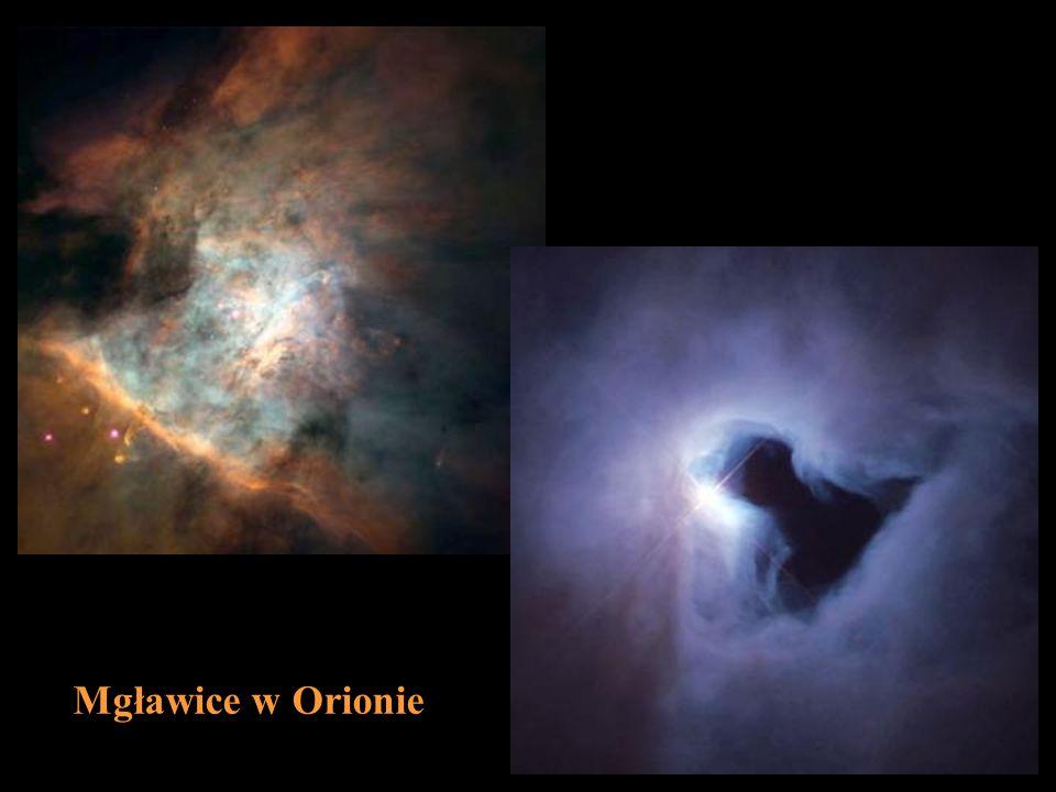 DZI¢KUJ¢ ZA UWAG¢ CZ¸OWIEK OKO CZUJNIK POMIAROWY ANTAGONISTYCZNE KODOWANIE Mgławice w Orionie