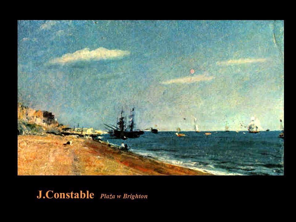 DZI¢KUJ¢ ZA UWAG¢ CZ¸OWIEK URZÑDZENIE POMIAROWE OKO CZUJNIK POMIAROWY ANTAGONISTYCZNE KODOWANIE J.Constable Plaża w Brighton