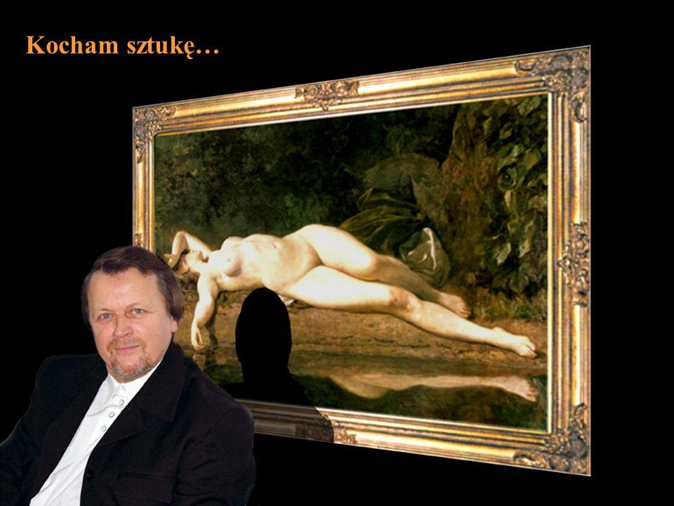 Kocham sztukę…