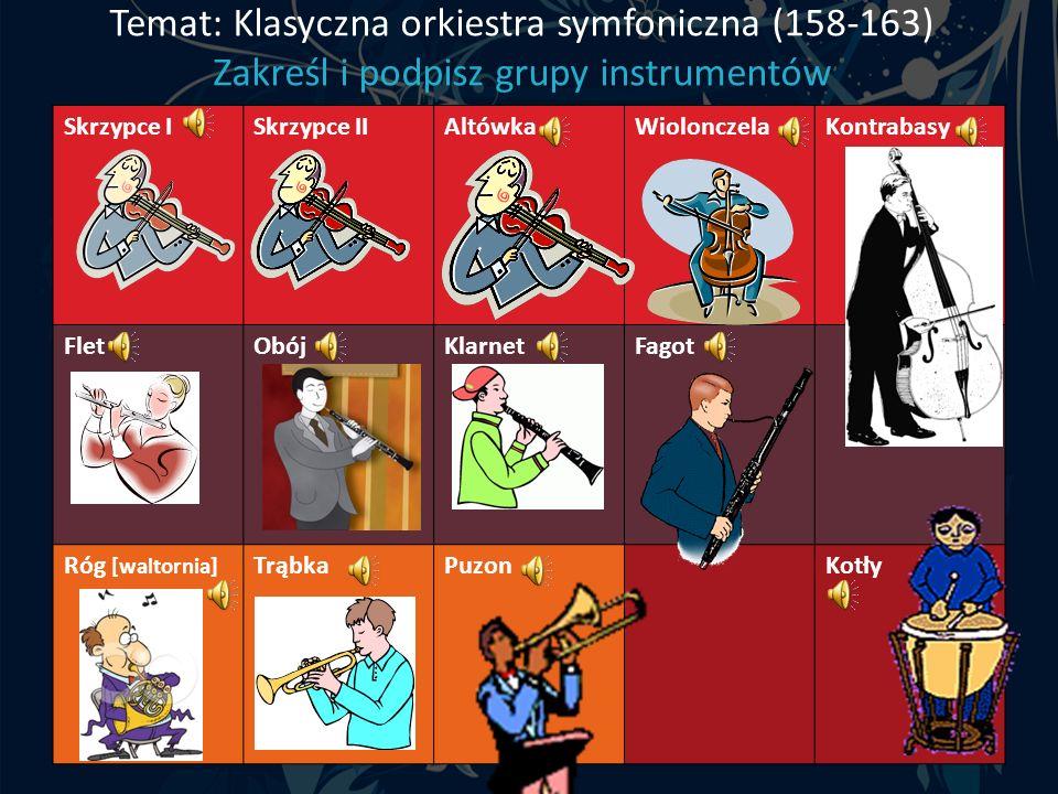 Klasyczne zasady, które działają do dziś: 1) Sposób komponowania utworów: ………………… - polega na tym, że jest jedna główna melodia, a reszta muzyki to ……