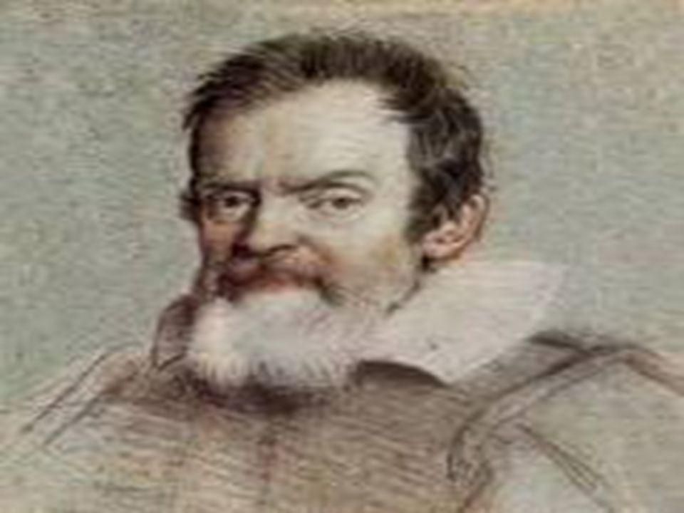 Galileusz Urodził się w 1564 roku.