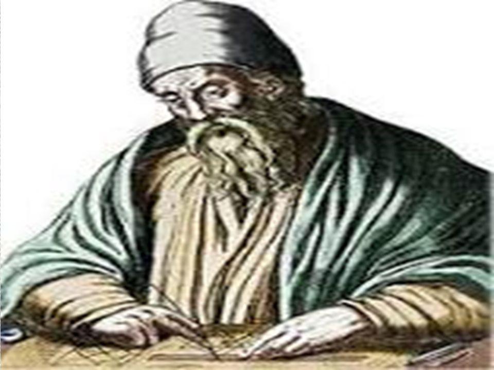Euklides Urodził się ok. 365r. p. n.e.