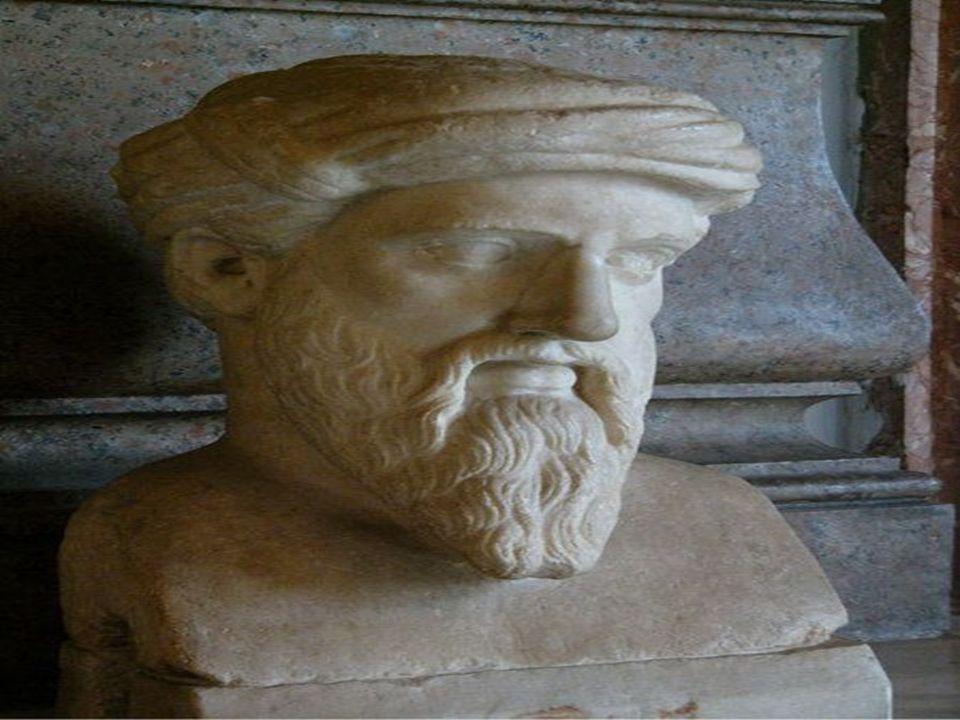 Pitagoras Urodził się ok. 572 r.p.n.e.