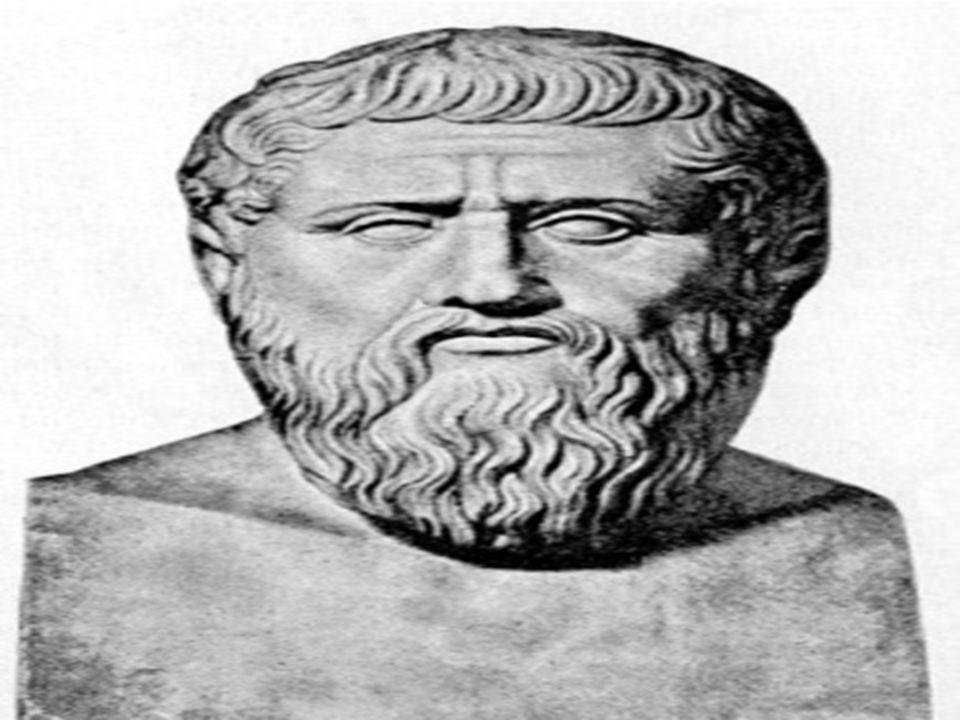 Platon Urodził się ok. 427 r. p.n.e.