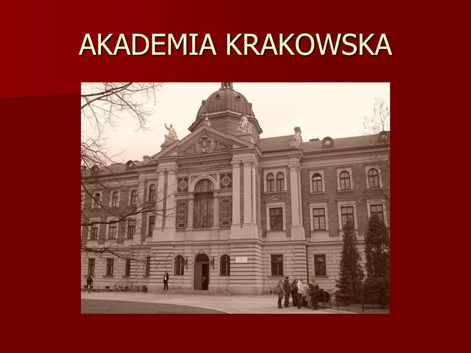 AKADEMIA KRAKOWSKA