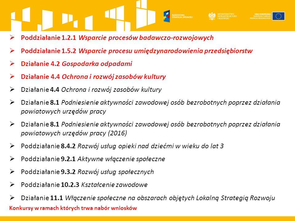 Aktualizacja SZOOP - uchwała Zarządu Województwa z dnia 16.12.2015 r.