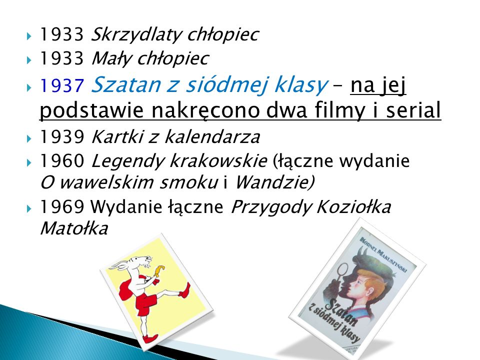 Odznaczenia  Krzyż Komandorski Orderu Odrodzenia Polski (1938)  Kawaler Legii Honorowej (1936, Francja – za zasługi na polu działalności literackiej)  Komandor Orderu Korony Włoch (Włochy)  Komandor Orderu Korony Rumunii (Rumunia)