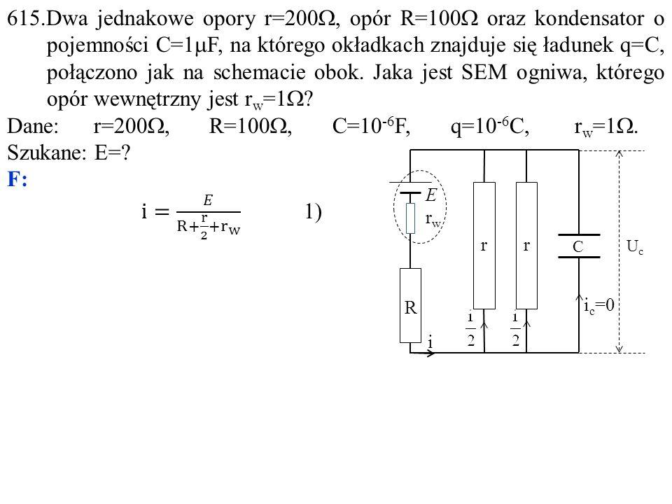 ErwErw R rr C i i c =0 UcUc
