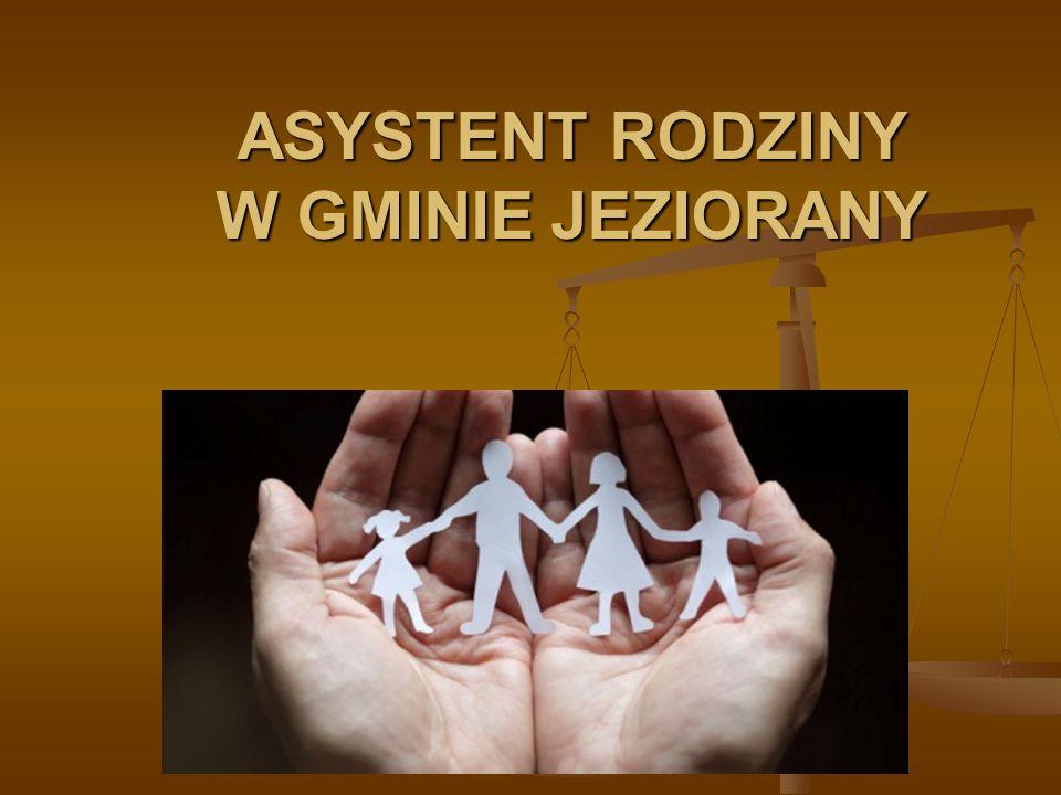ASYSTENT RODZINY W GMINIE JEZIORANY