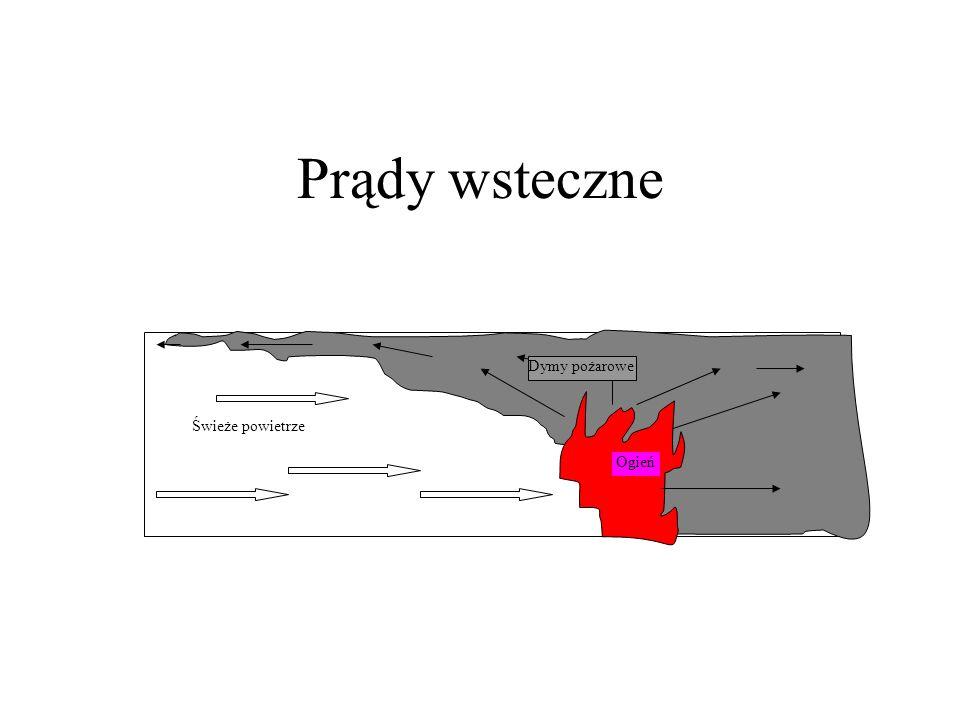 Wentylacyjne gaszenie pól pożarowych TG 2 3 45