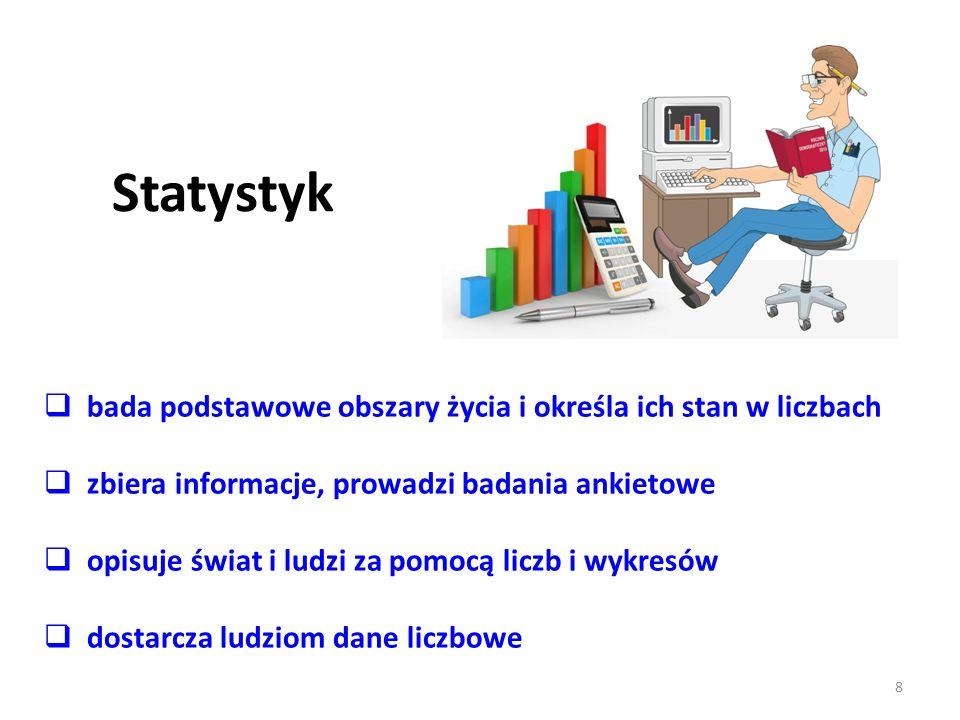 9 A około 38 500 000 B około 41 200 000 C około 36 800 000 Statystycy obliczyli… …ile osób mieszkało w Polsce w 2014 roku.
