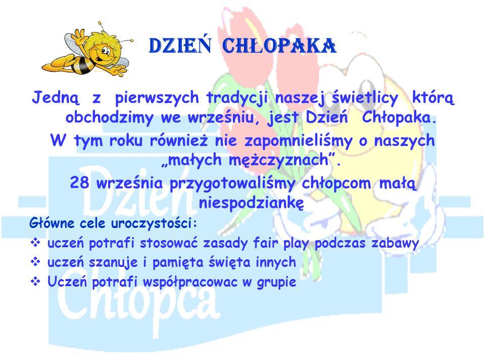 DZIE Ń CH Ł OPAKA 28 WRZE Ś NIA 2015r.