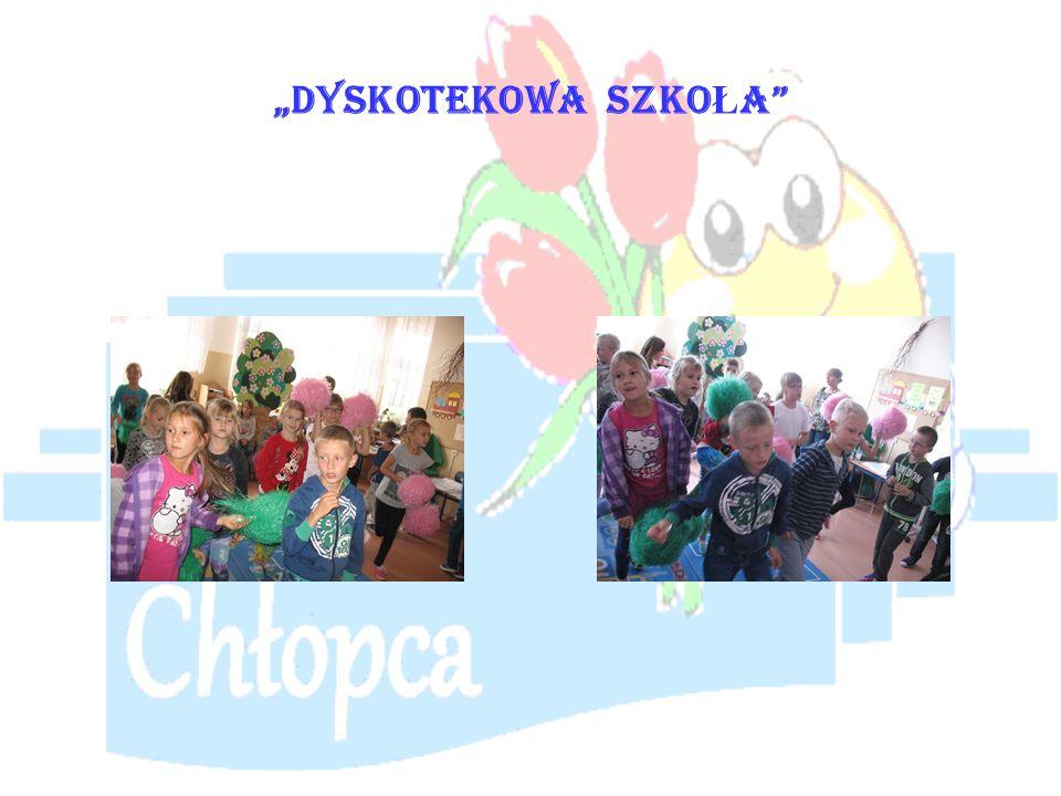 """""""DYSKOTEKOWA SZKO Ł A"""