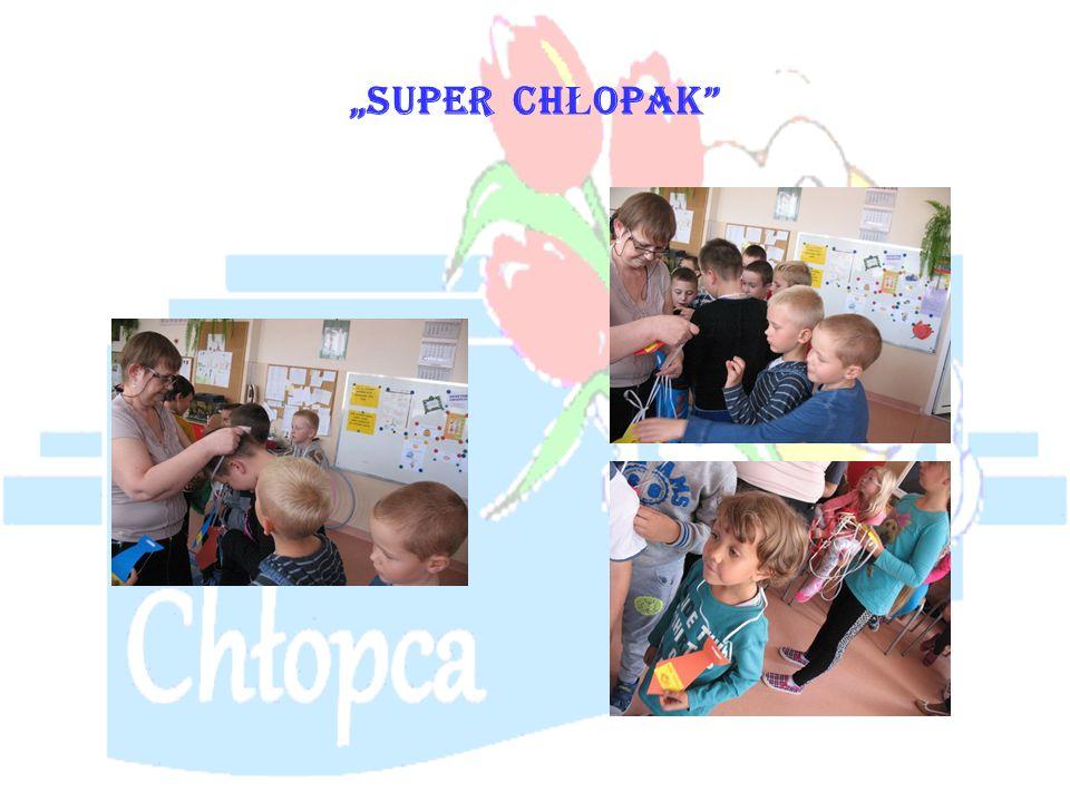 """""""SUPER CH Ł OPAK"""