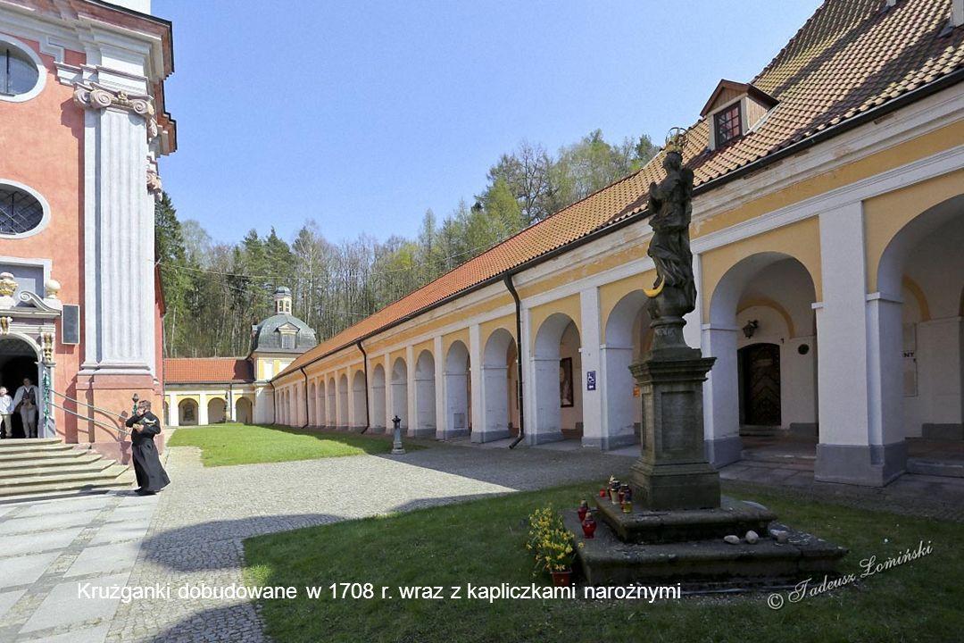 Najpiękniejsza barokowa brama w Polsce