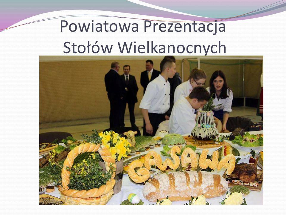 Powiatowa Prezentacja Stołów Wielkanocnych