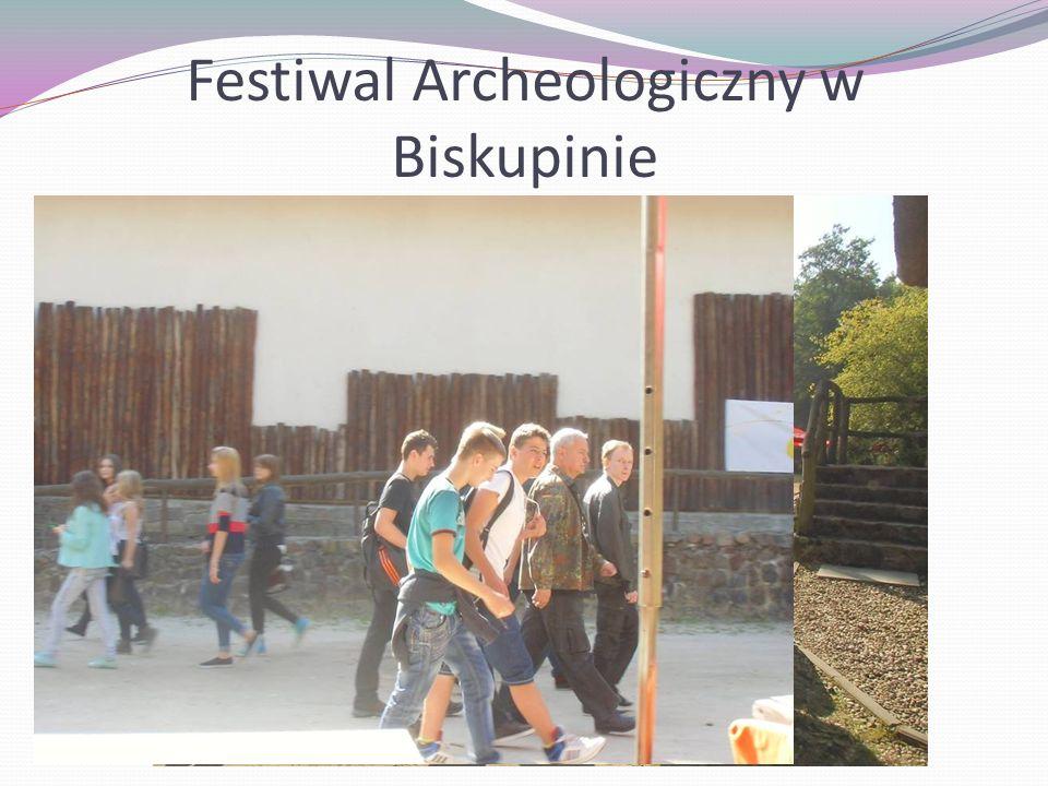 Festiwal Archeologiczny w Biskupinie