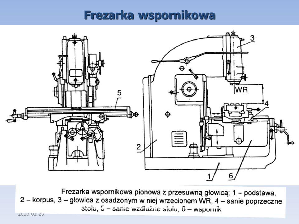 2016-02-296 Frezarka wspornikowa