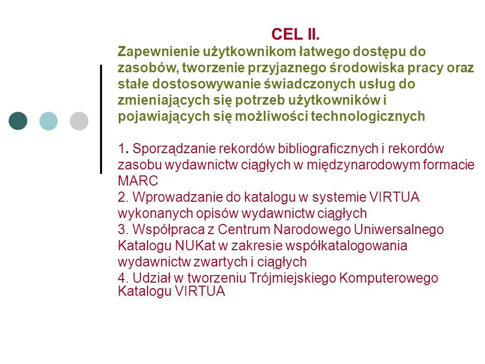 CEL II.