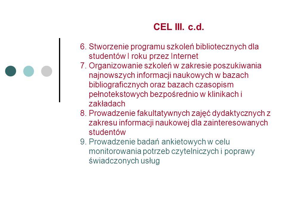 CEL III. c.d. 6.
