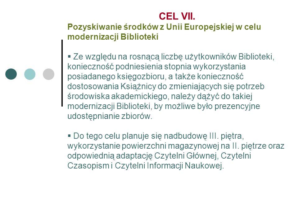 CEL VII.