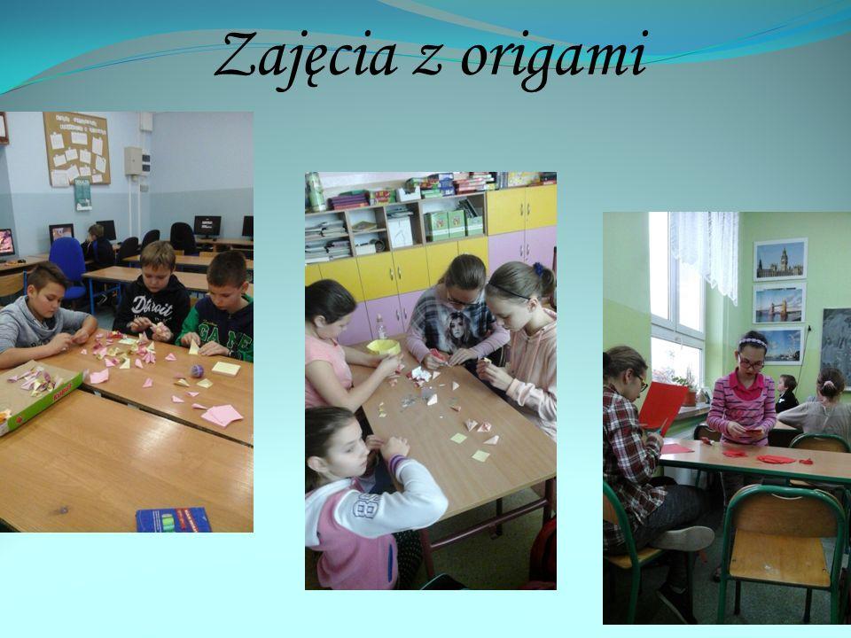 Zajęcia z origami
