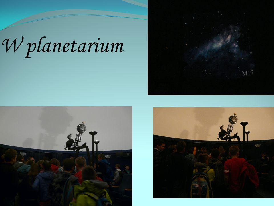 W planetarium