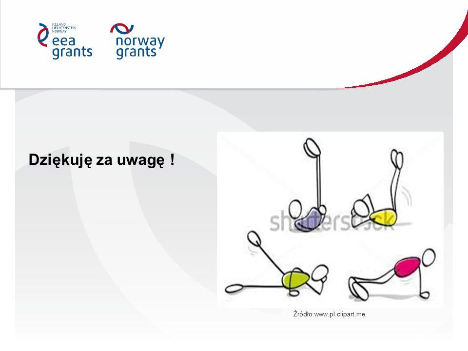 Źródło:www.pl.clipart.me. Dziękuję za uwagę !