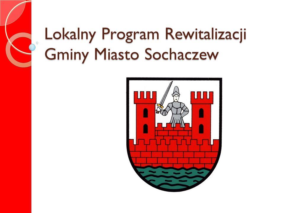 Lokalny Program Rewitalizacji Gminy Miasto Sochaczew