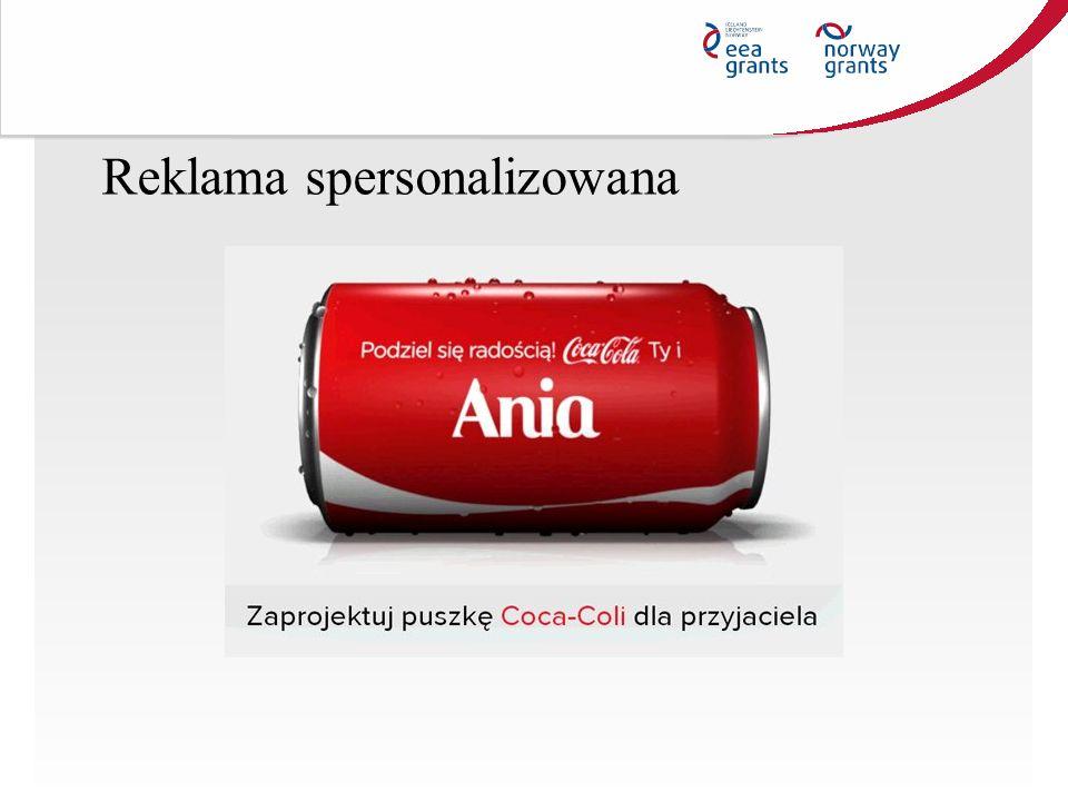 Reklama spersonalizowana